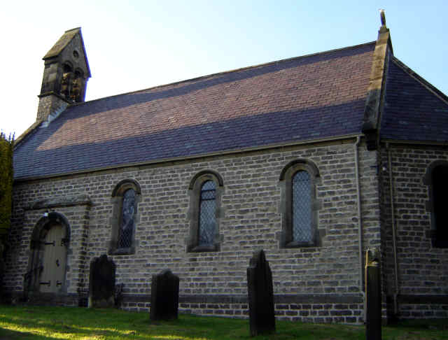 cropton church photo