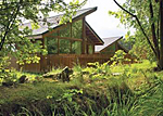 Holiday Lodge accommodation at Cropton Lodges, near Pickering, North Yorkshire