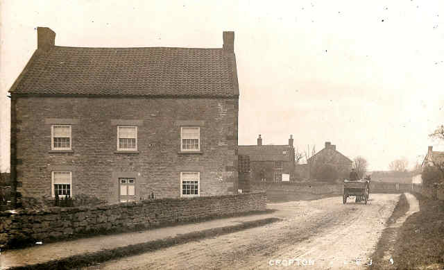 new inn cropton pub around 1900