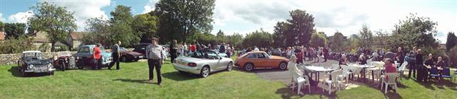 cropton vintage car rally 2011