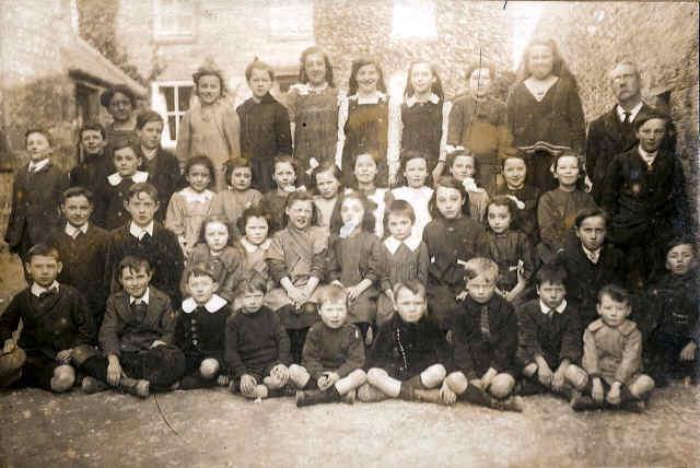 cropton school 1920