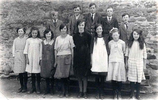 cropton school early 19th century photo