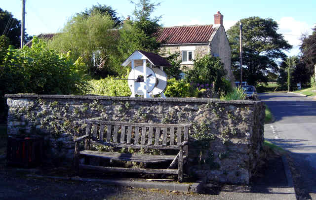 cropton village well house