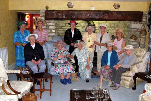 cropton womens institute ladies photo