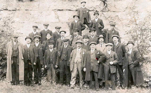 working men of cropton