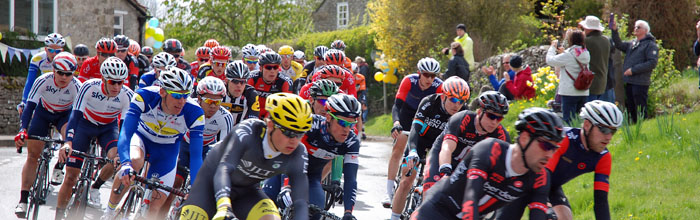 Tour de Yorkshire photos at Cropton North Yorkshire